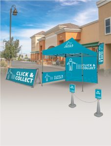 Click & Collect for Social Distancing