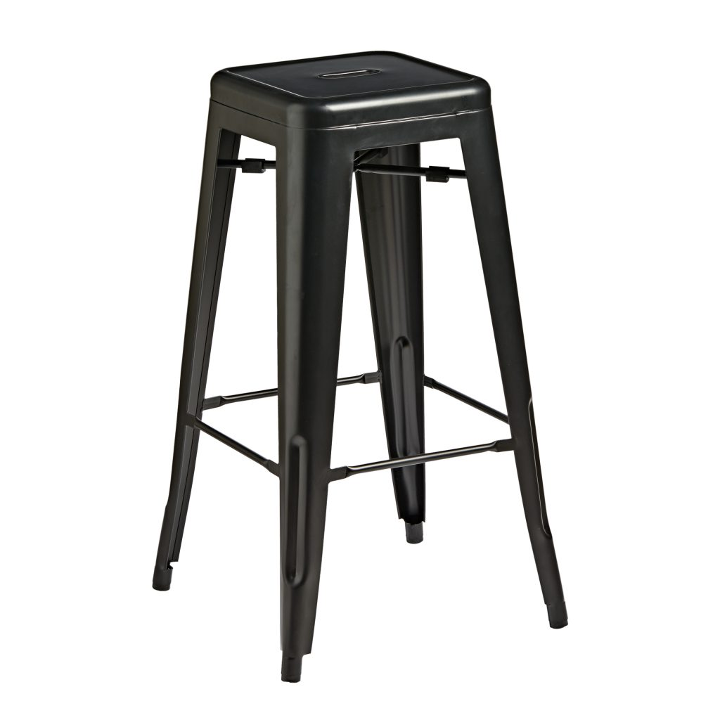 The Marcel collection is inspired by the designs of Xavier Pauchard and includes a side chair, bar stool and high stool, all available in an array of colours. Perfect for both retro and modern hospitality venues and suitable for both indoor and outdoor use.