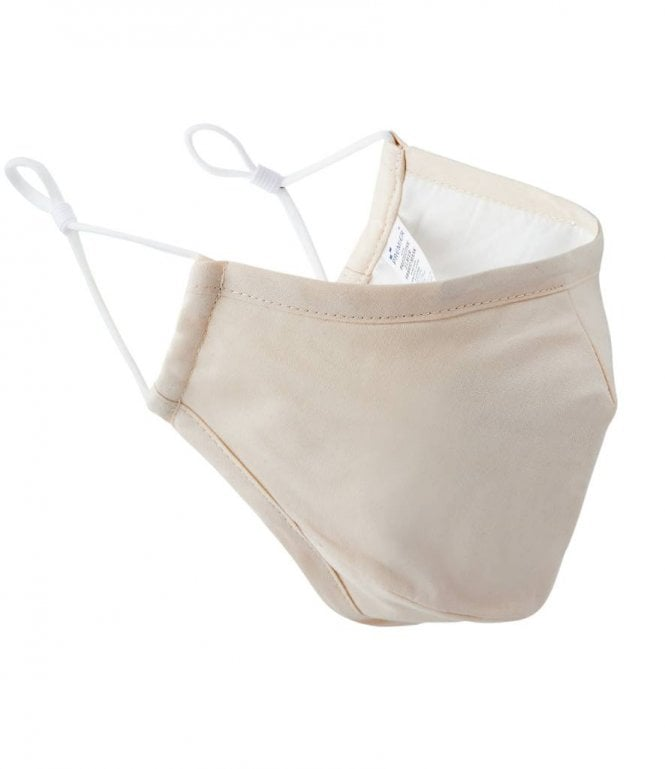 Natural Face Mask 3 Layered Fabric - Premier Workwear